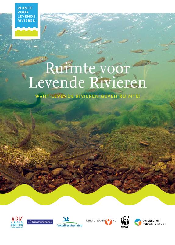 Ruimte voor levende rivieren ark natuurontwikkeling - Kleur voor levende ...