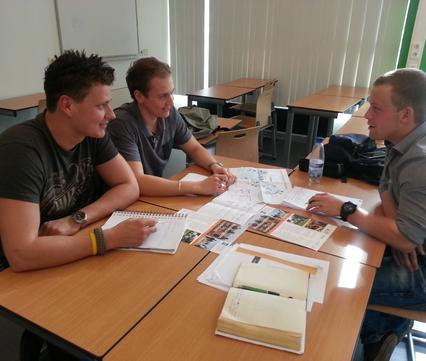 Delta Talent herinrichting Rijnhaven