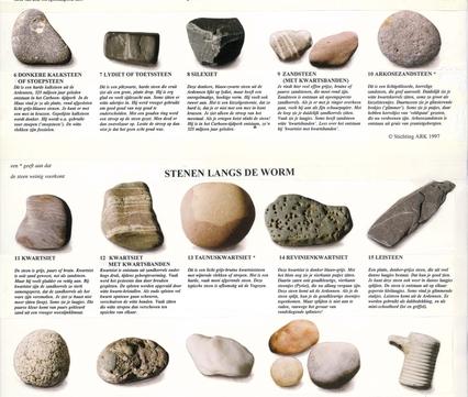 Zoekkaart Stenen langs de Worm