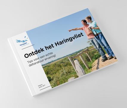 Gratis uitgave Ontdek het Haringvliet