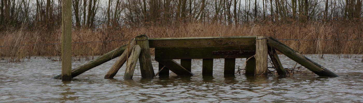 Hoogwater Beuningen