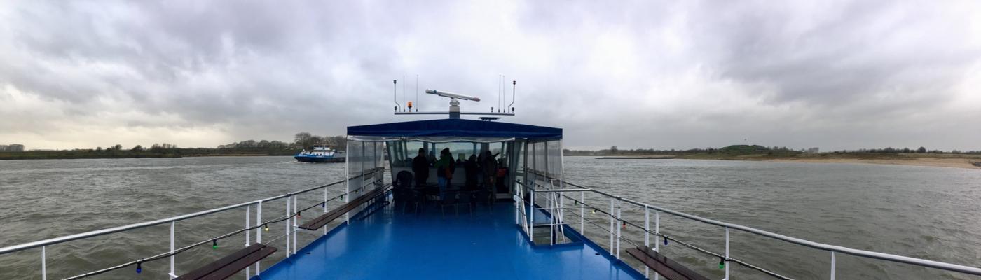 Excursie Gastheer van het Landschap op de Waal