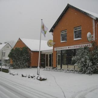 Wilderniscafé Waard van Kekerdom in 2007