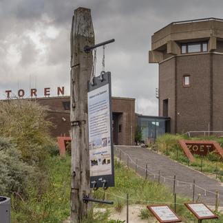 Zeetoren Foto Beelbank Rijkswaterstaat