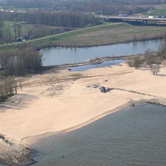 Ewijkse Plaat in 2011