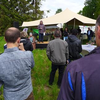 Startbijeenkomst Brabants Goud in Het Groene Woud
