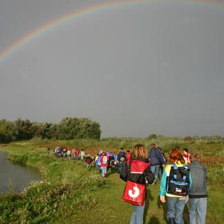 Veldles Leeuwense Waard oktober 2006