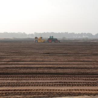 Verbetering Landbouwgrond foto Peter van Soest