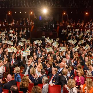 Goed Geld Gala 2018, foto: Roy Beusker Fotografie
