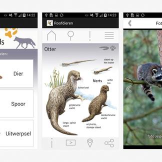 Roofdieren App