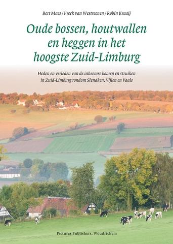 Oude bossen, houtwallen en struiken in het hoogste Zuid-Limburg