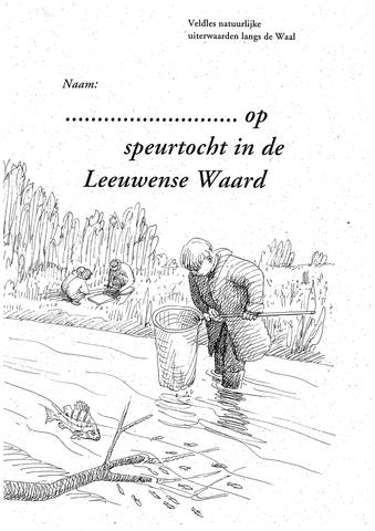Veldlesboekje Op speurtocht in de Leeuwense Waard