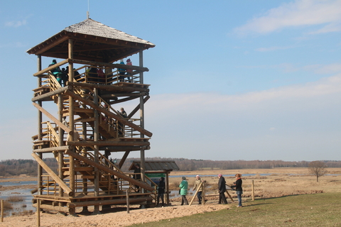 Uitkijktoren Dviete Letland