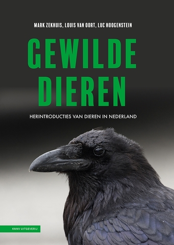 Omslag van het boek Gewilde dieren
