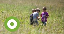 Jongens ontdekken nieuwe natuur in het zuiden van Limburg