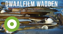 Filmposter Dwaalfilm Wadden