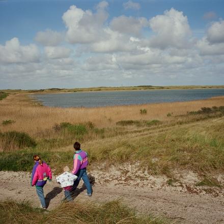 Natuurgebied Horspolders Texel. Foto: Beeldbank Rijkswaterstaat, Henri Cormont