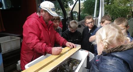 Visserijkundig onderzoek
