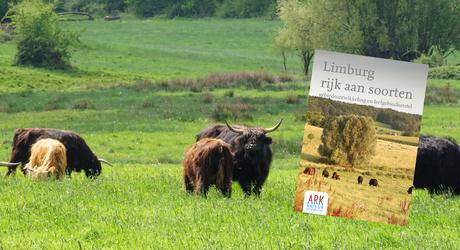 Limburg rijk aan soorten