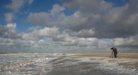 Dwaalfilm op de Zandmotor