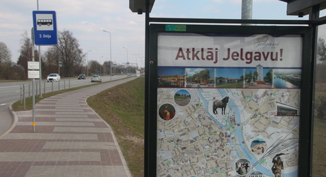 Bushokje Jelgava