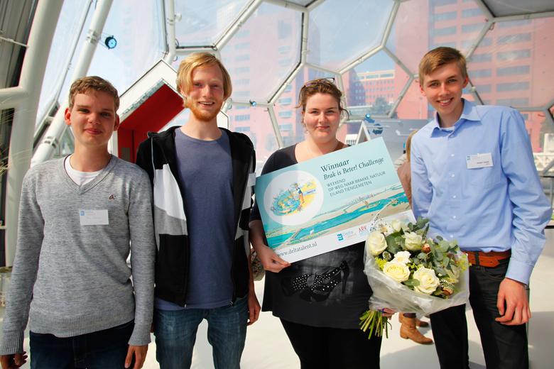 Open Haringvliet, Winnaars Brak is Beter! Challenge