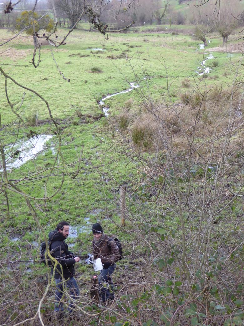 Geocaching bij Vaals