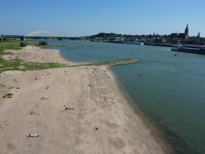 Zonnen met het mooiste uitzicht in en op Nijmegen