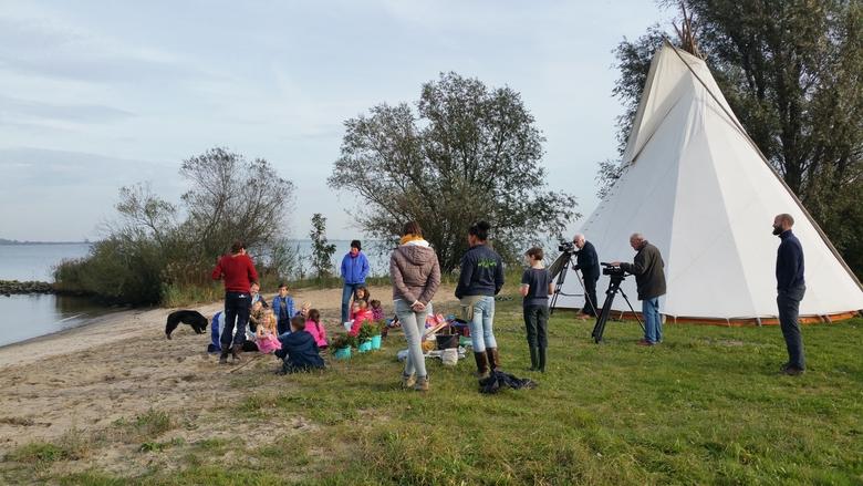 Ontwerpsessie getijdennatuurspeelplaats Haringvliet
