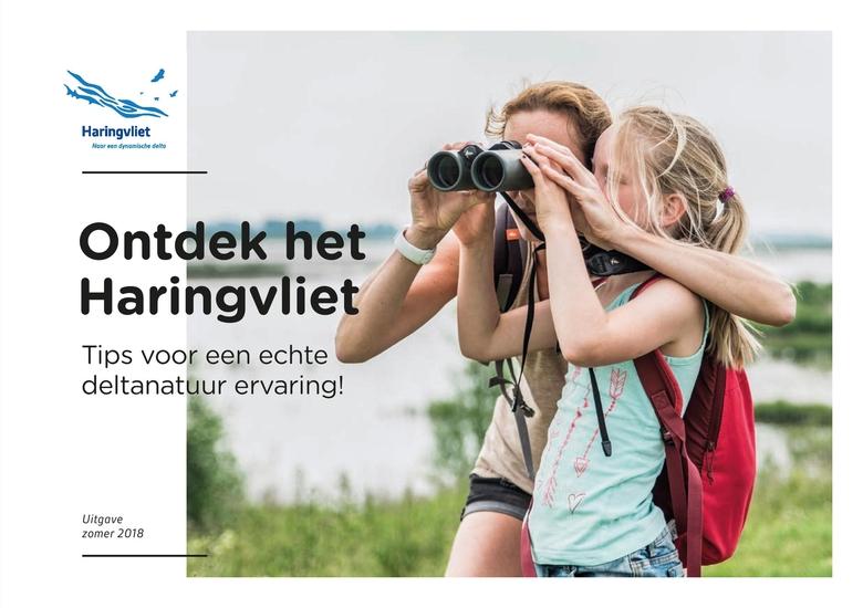 Ontdek het Haringvliet. Vernieuwde uitgave zomer 2018