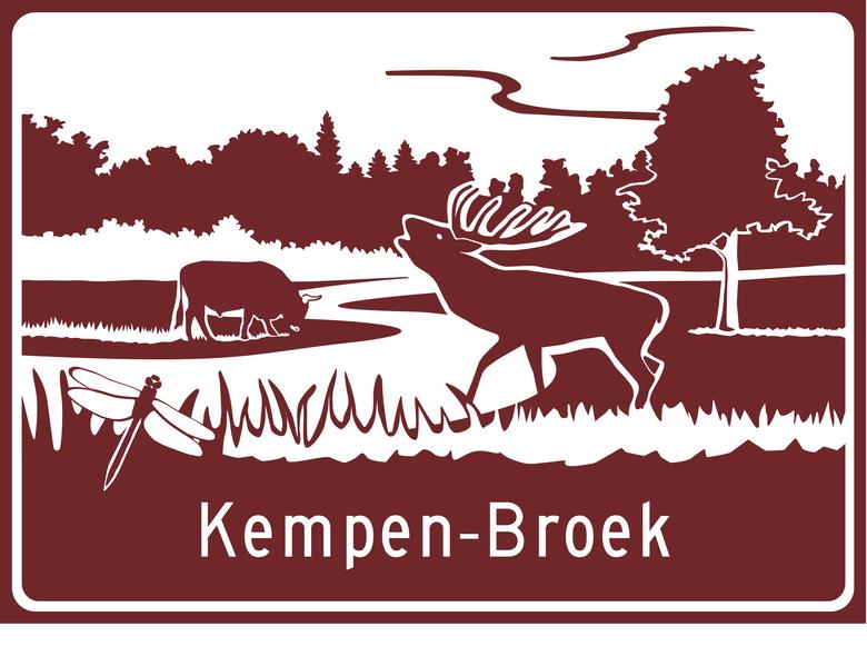 Bruin Toeristenbord A2 Kempen~Broek