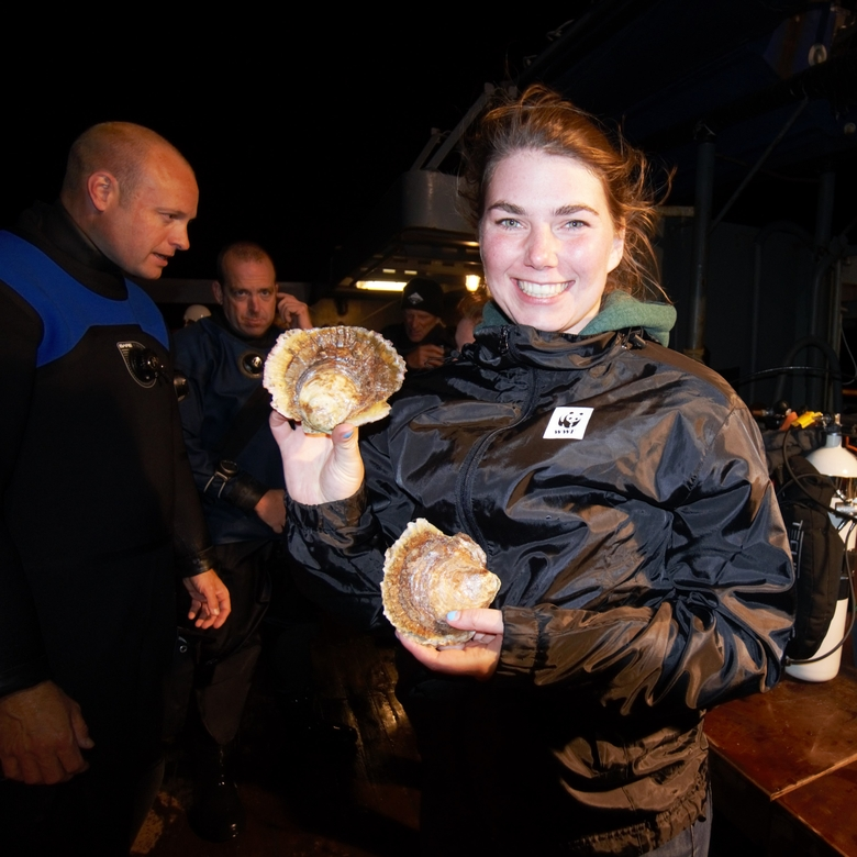 Brenda van Doorn, Wereld Natuur Fonds