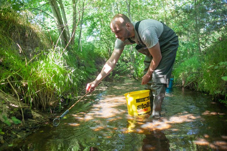 Bram Houben van ARK Natuurontwikkeling