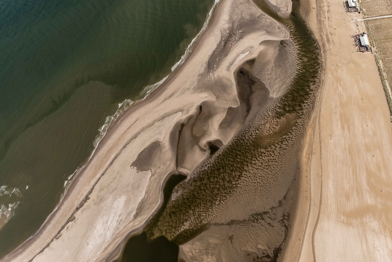 Zandmotor Beeldbank Rijkswaterstaat