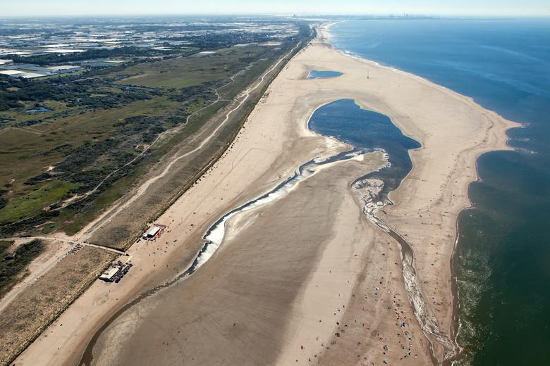 Zandmotor, foto: Rijkswaterstaat - Jurriaan Brobbel