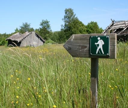 Wandeling Pape Natuurpark